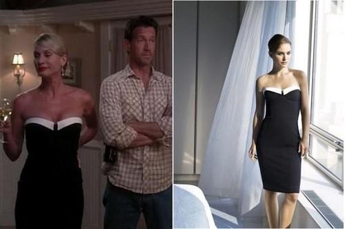 Nat's photoshoot dress