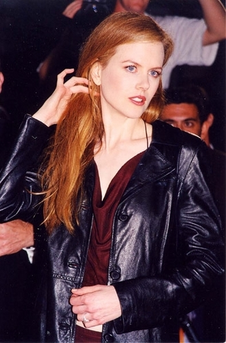 Nicole Kidman Eyes Wide Shut Premiere L.A.