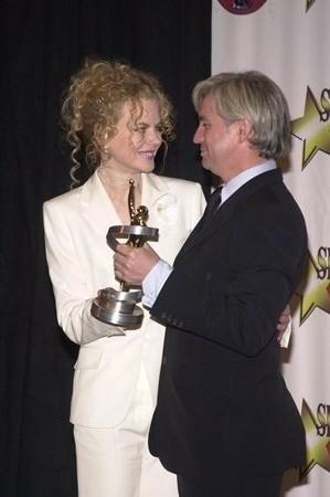 Nicole Kidman wins Showest Decade of Achievment Award