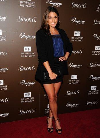 Nikki Reed @ Simon G Jewelry Soiree in Las Vegas