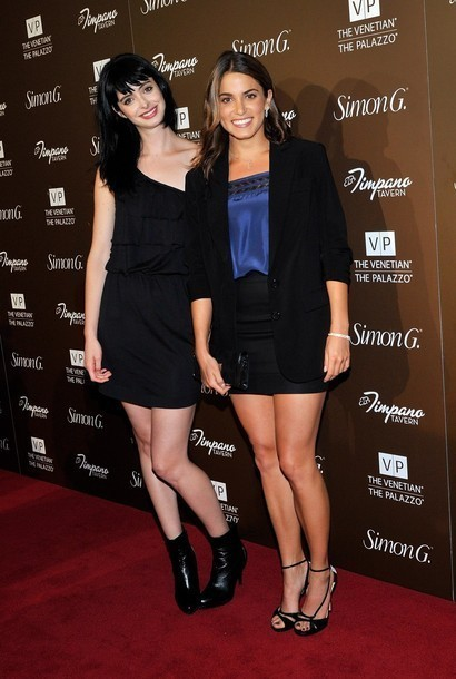 Nikki Reed @ Simon G Jewelry Soiree in Las Vegas