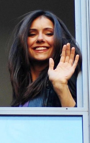 Nina in London (3rd June,2010)