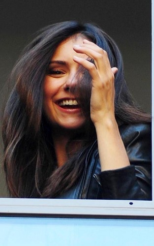 Nina in London,England (3rd June,2010)
