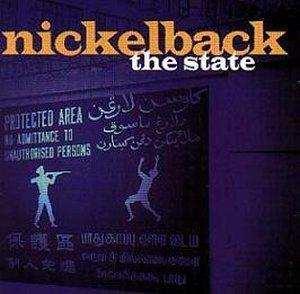 Original 'The State' Album Cover from 1998!!!