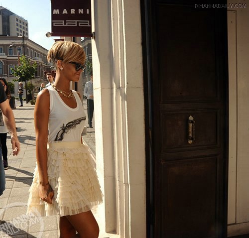 Out and about in Istanbul - June 3, 2010