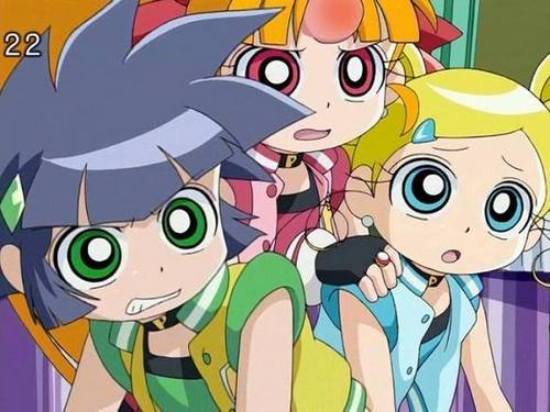 powerpuff girls Z wallpaper called PPGZ