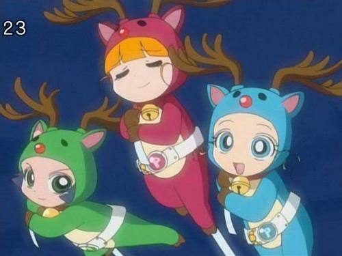 powerpuff girls Z 壁紙 titled PPGZ