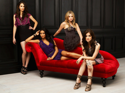 Pretty Little Liars; Cast<3