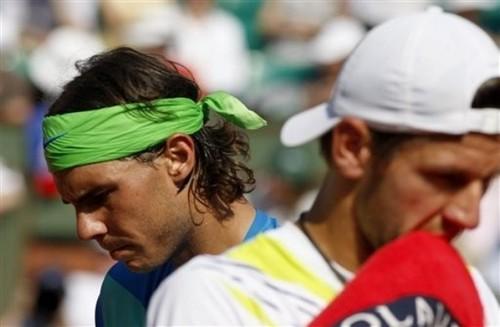 Rafa Nadal VS Melzer