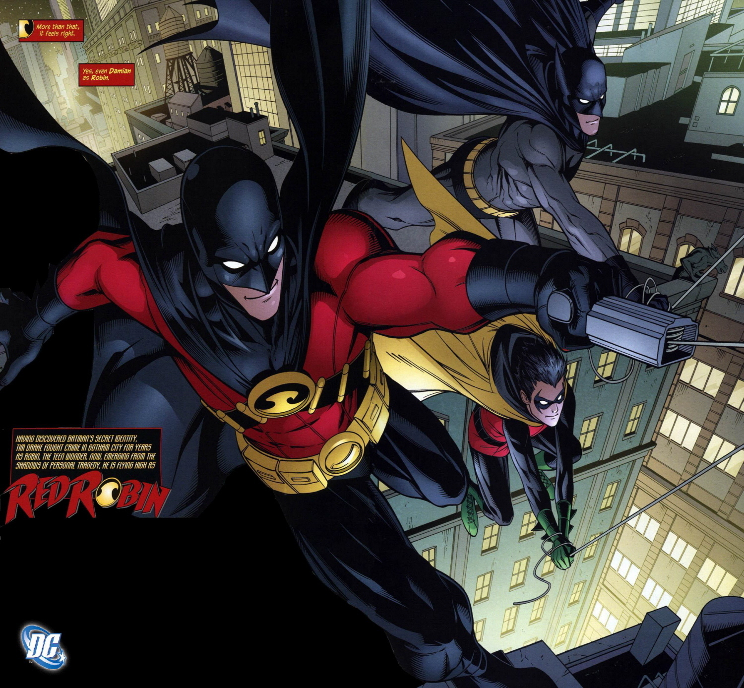 Tim Drake images Red Robin #13 HD wallpaper and background ...