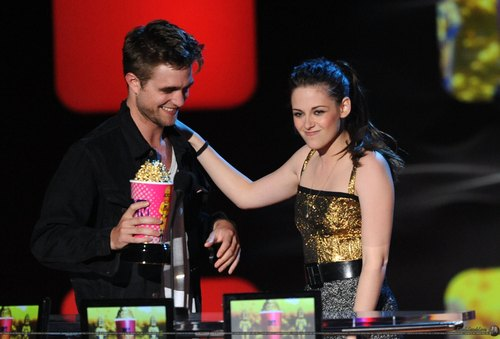 Rob & Kristen MTV Movie Awards 2010