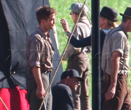 Rob On The WFE Set