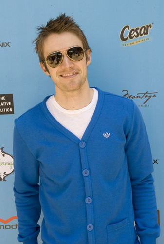 Robert Buckley at Kari Feinstein MTV Movie Awards Style Lounge