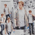 Robert Pattinosn<3 - robert-pattinson fan art