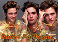 Robert Pattinson <3 - robert-pattinson fan art
