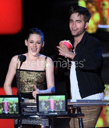 Robsten - एमटीवी Movie Awards 2010