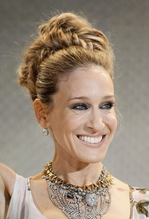 "Sarah Jessica Parker wallpaper titled SJP @ ""Sex and the City 2"" Tokyo Premiere"