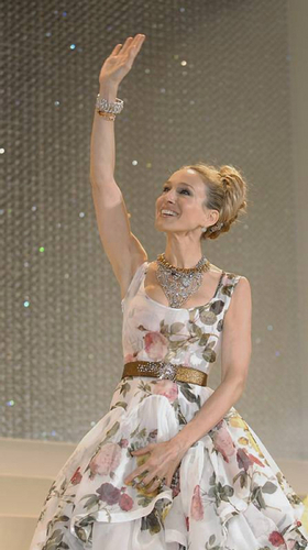 "SJP @ ""Sex and the City 2"" Tokyo Premiere"