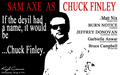 Sam Axe/Chuck Finley Wallpaper - sam-axe wallpaper