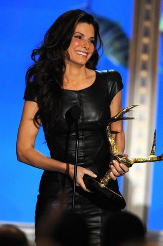 "Sandra@Spike TV's ""Guys Choice"" (5/6/2010)"