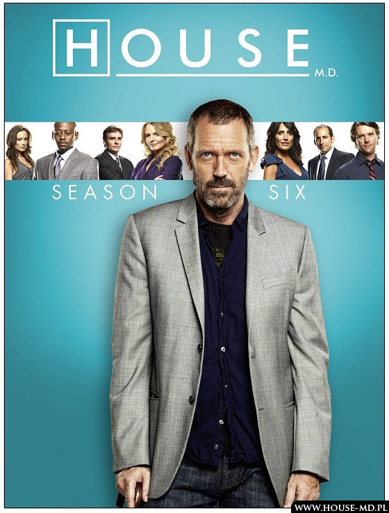 Seasons 5 Dvd Cover House M D Photo 12763735 Fanpop