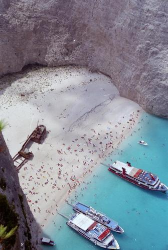 Shipwreck Cove(Navagio)