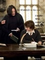 Snape has no Sympathy for Twilight