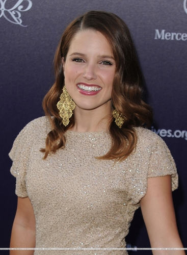 Sophia Bush & Austin Nichols at the 9th Annual Chrysalis Butterfly Ball