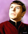 Spock - mr-spock fan art