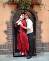 Steampunk Couple - steampunk photo