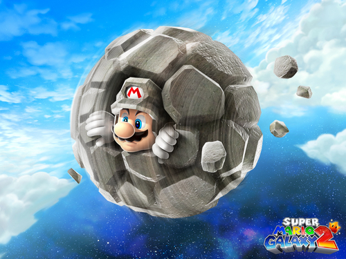 Nintendo wallpaper titled Super Mario Galaxy 2