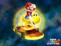 yoshi - Super Mario Galaxy 2 wallpaper