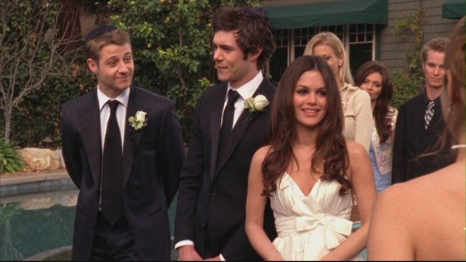 Seth and rachel wedding