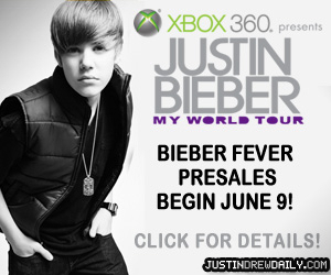 Tours > My World Tour (2010) > Promos/Advertisements