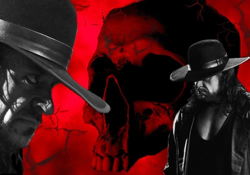 Undertaker Images Skull HD Wallpaper And Background Photos