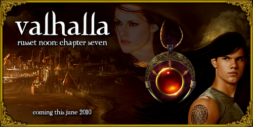Valhalla: Russet Noon Chapter 7