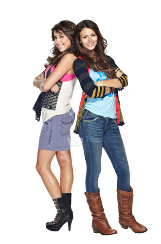 Victorious wallpaper entitled Victorious Cast Phootshoot