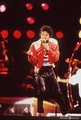 Victory Tour Beat It - michael-jackson photo