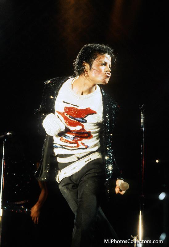 Victory Tour Billie Jean
