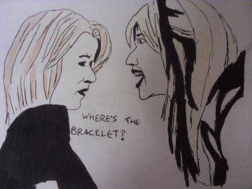 Where's The Bracelet