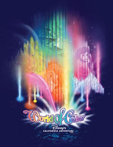 World of Color Logo