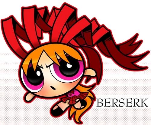 berserk màu hồng, hồng eye