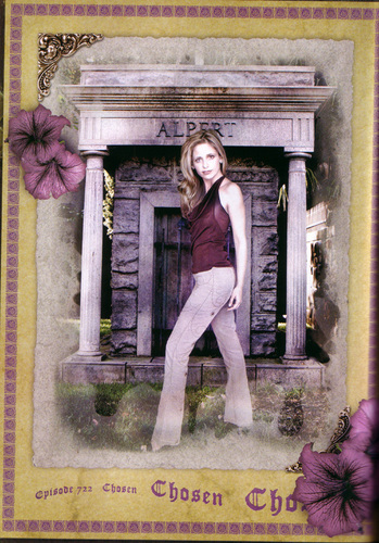 Buffy Summers wallpaper called buffy