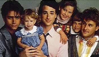 Full House wallpaper titled cast photos