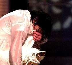 don't cry MJ