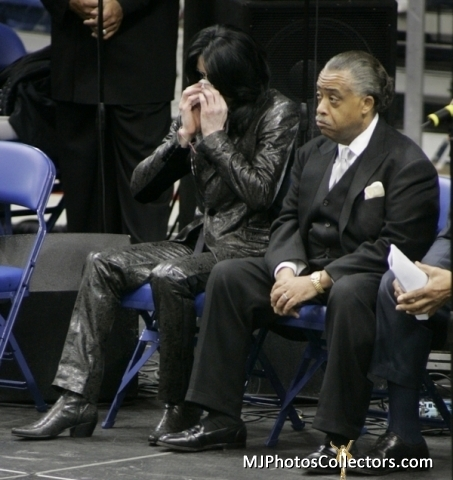 don't cry Michael...