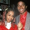 Michael and Janet Jackson photo entitled erter