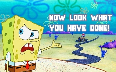 express your feelings through spongebob