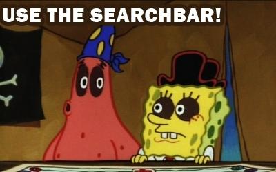express your feelings through spongebob