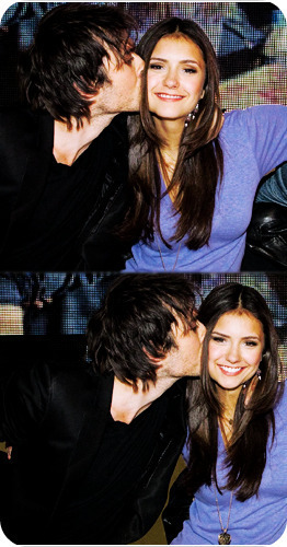 ian and nina Kiss